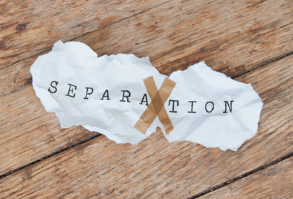 deed of separation